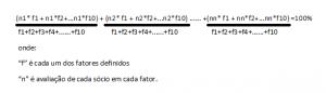 equação remuneração